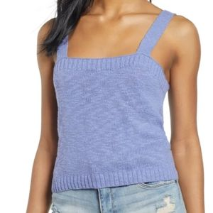 BP straight up sweater tank knit sleeveless top
